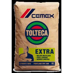 CEMENTO GRIS TOLTECA BTO 50...